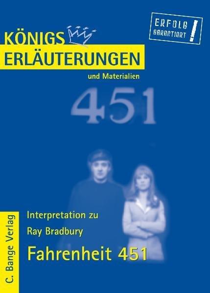 Fahrenheit 451 als Buch