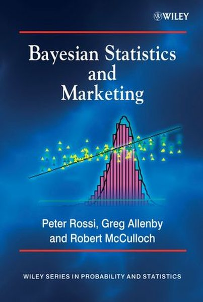 Bayesian Statistics and Marketing als Buch
