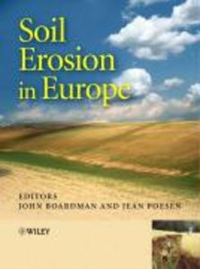 Soil Erosion in Europe als Buch
