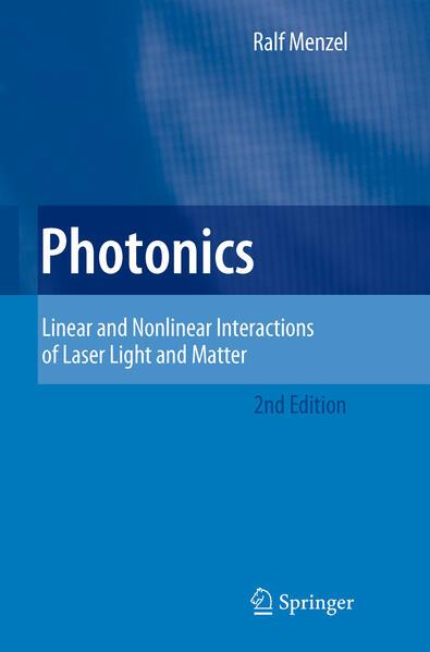 Photonics als Buch