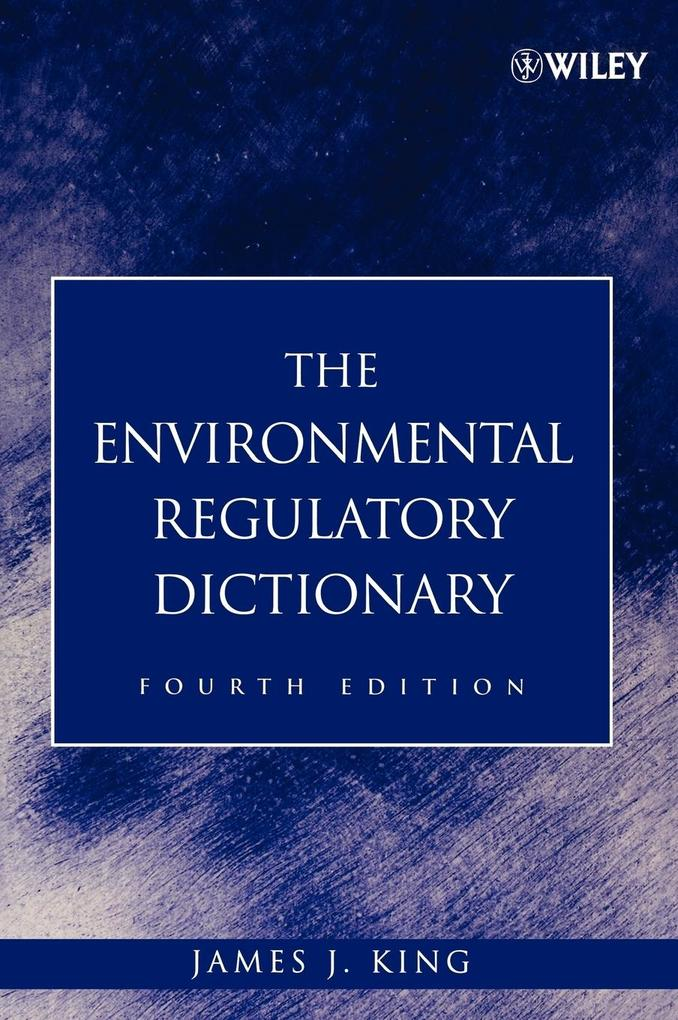 Environmental Dictionary 4e als Buch