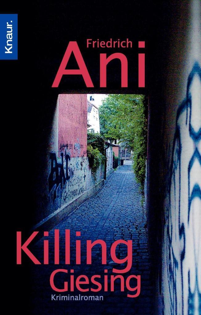 Killing Giesing als Taschenbuch