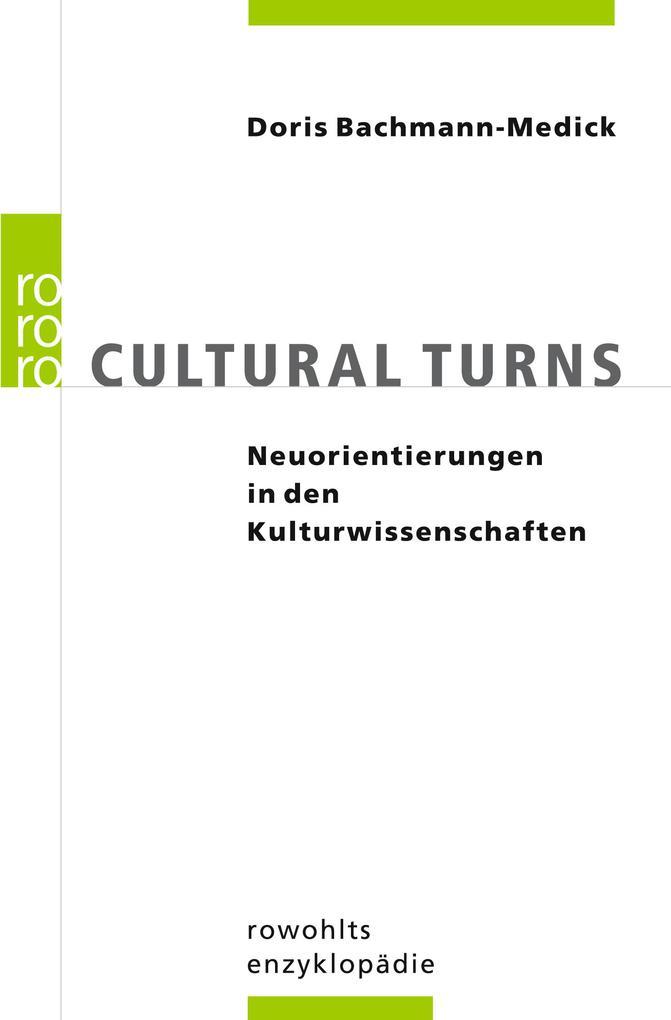 Cultural Turns als Taschenbuch