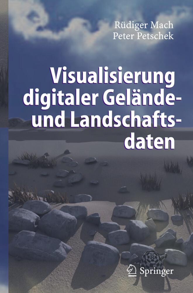 Visualisierung digitaler Gelände- und Landschaftsdaten als Buch