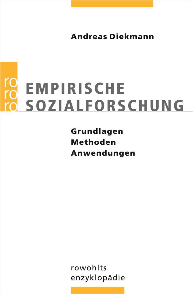 Empirische Sozialforschung als Taschenbuch