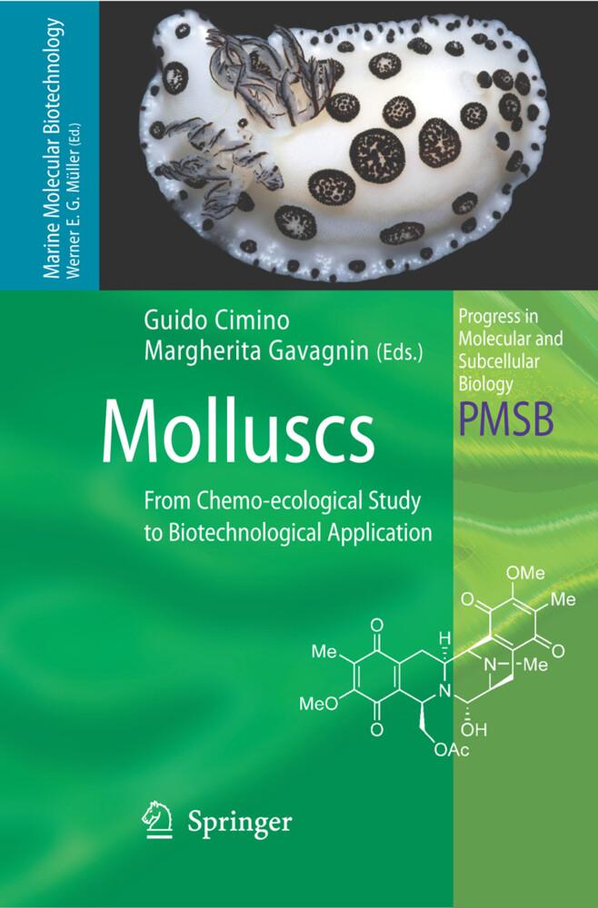 Molluscs als Buch