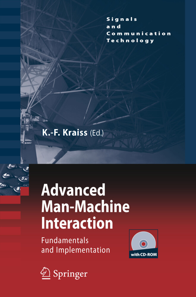 Advanced Man-Machine Interaction als Buch