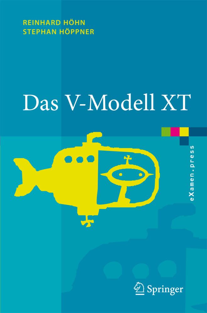 Das V-Modell XT als Buch