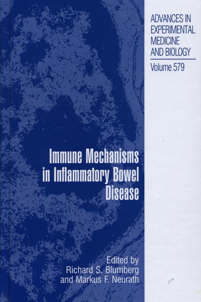 Immune Mechanisms in Inflammatory Bowel Disease als Buch