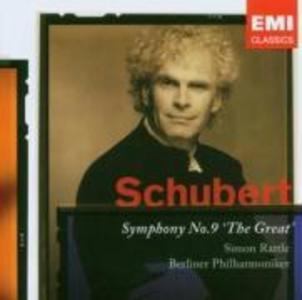 """Sinfonie 9 """"Die Grosse"""" als CD"""