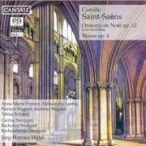 Oratorio de Noel op.12/Messe op.4 als CD