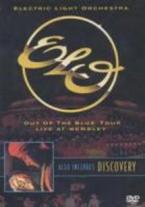 Electric Light Orchestra - Out Of The Blue Tour Live At Wembley & Discovery als DVD