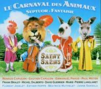 Der Karneval Der Tiere/+ als CD