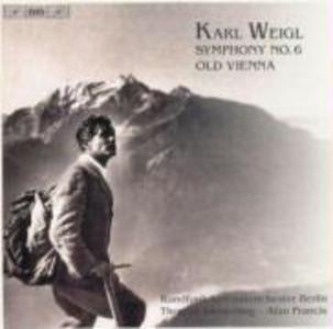 Sinfonie 6 (1947)/Alt Wien (1939) als CD