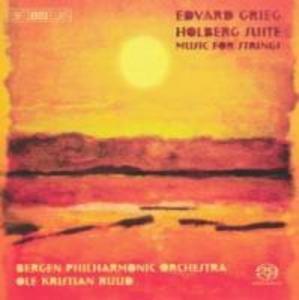 Holberg Suite op.40/+Werke Für als CD