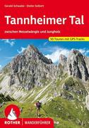 Tannheimer Tal zwischen Nesselwängle und Jungholz