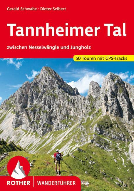 Tannheimer Tal zwischen Nesselwängle und Jungholz als Buch
