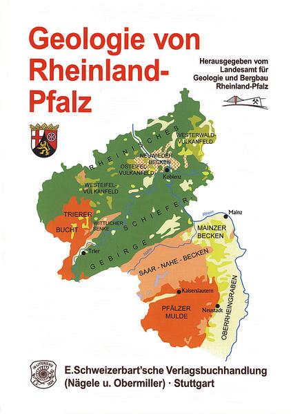 Geologie von Rheinland-Pfalz als Buch