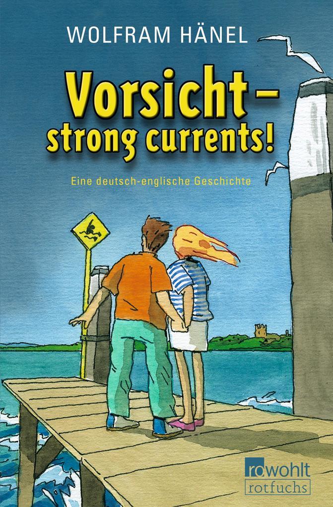 Vorsicht - strong currents! als Taschenbuch