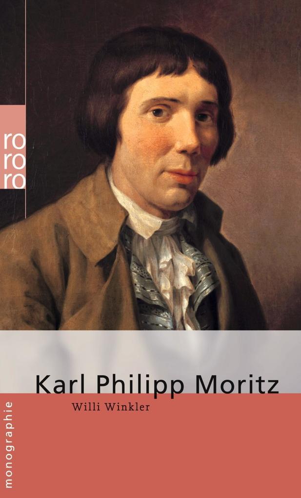 Karl Philipp Moritz als Taschenbuch