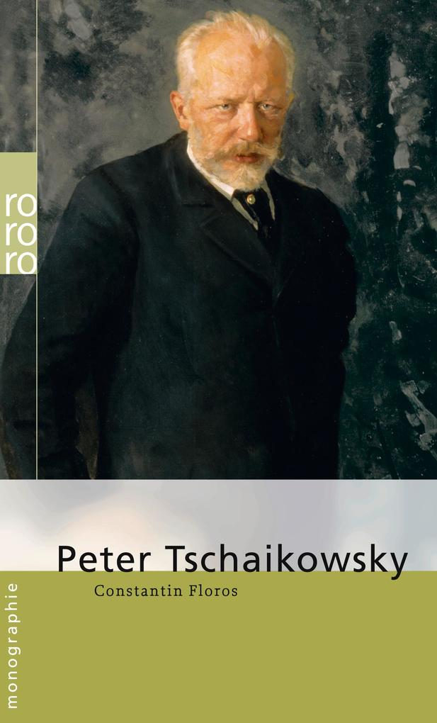 Peter Tschaikowsky als Taschenbuch