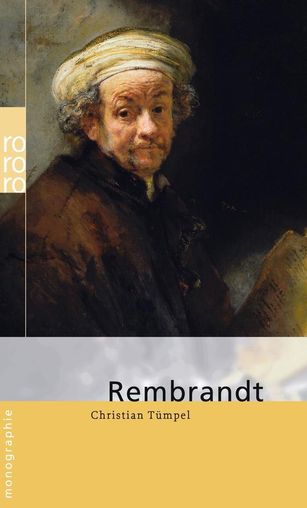 Rembrandt als Taschenbuch