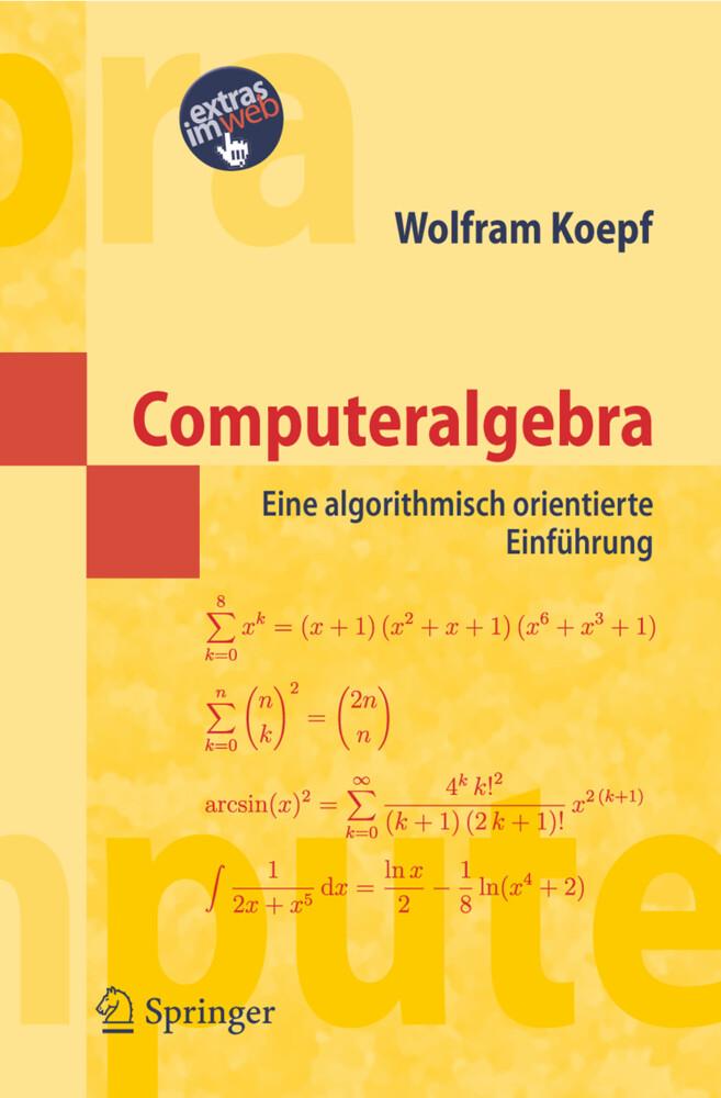 Computeralgebra als Buch