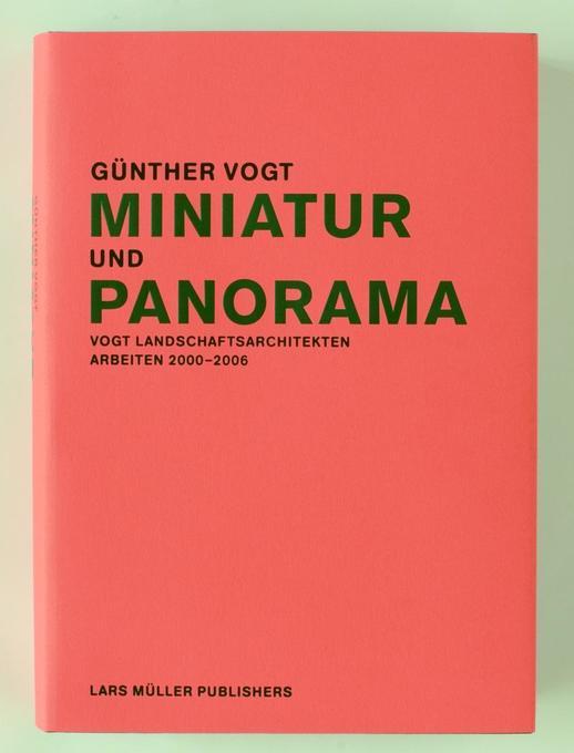 Miniatur und Panorama als Buch