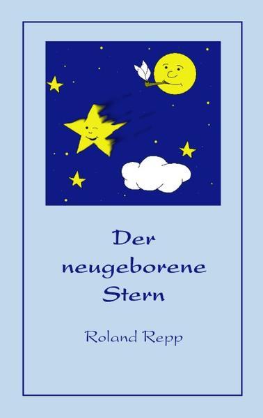 Der neugeborene Stern als Buch