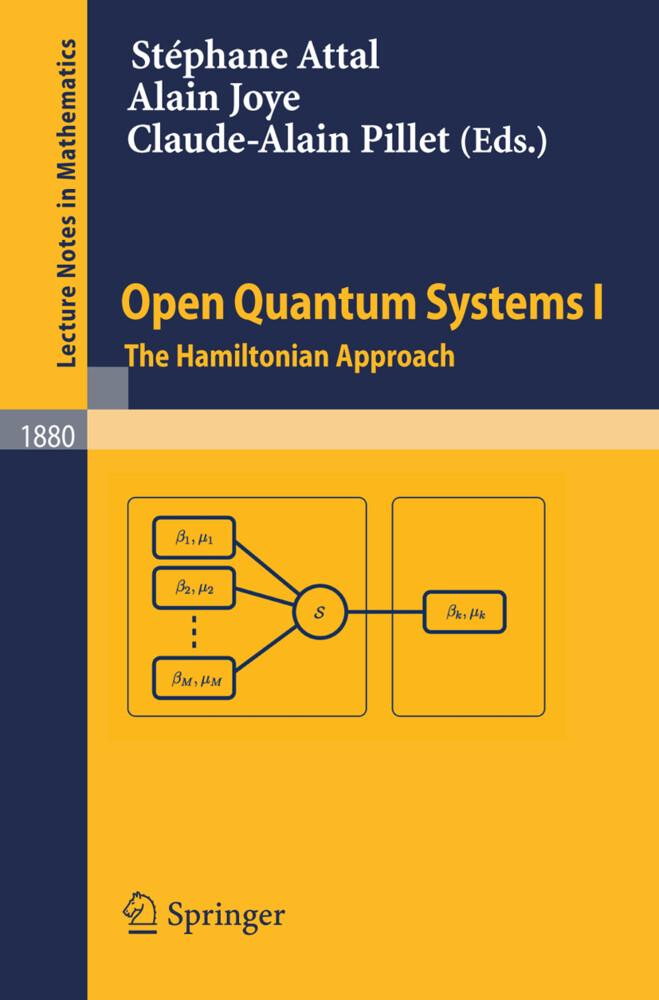 Open Quantum Systems I als Buch