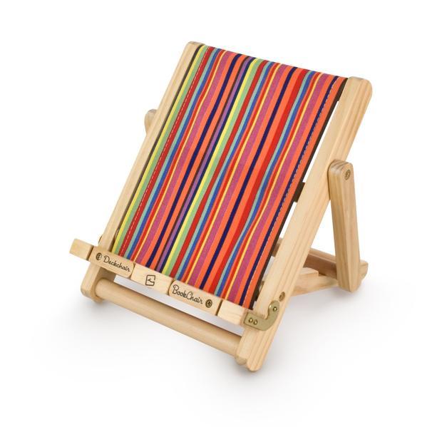 Bookchair Medium Streifen als Spielwaren