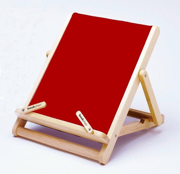 Bookchair Standard Rot als Spielwaren