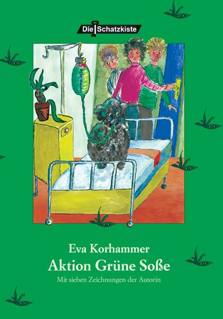 Aktion Grüne Soße als Buch