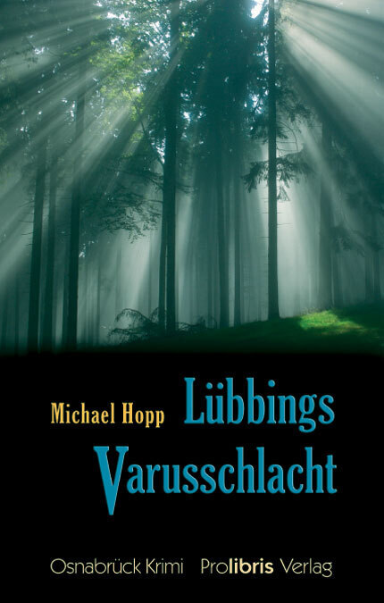 Lübbings Varusschlacht als Buch