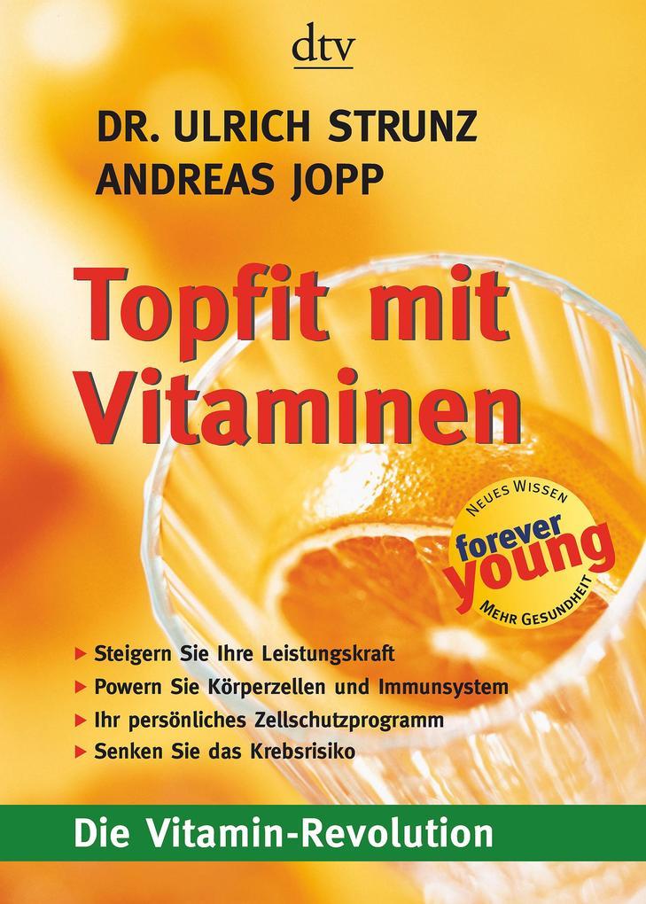 Topfit mit Vitaminen als Taschenbuch