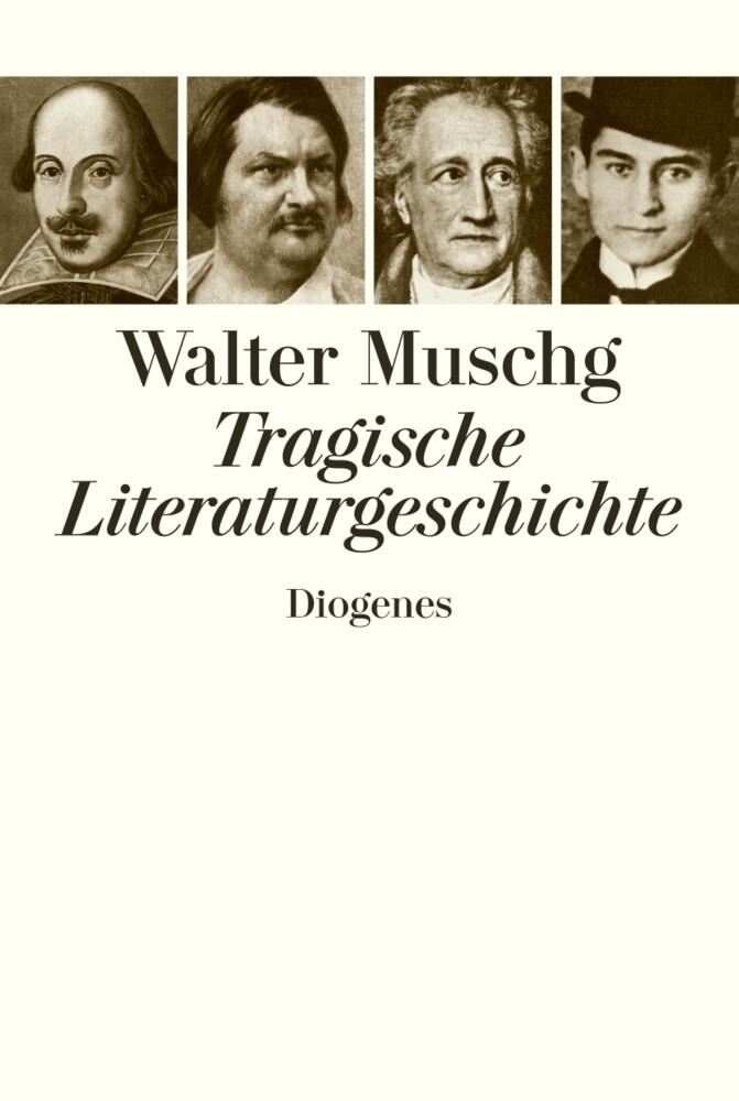 Tragische Literaturgeschichte als Buch