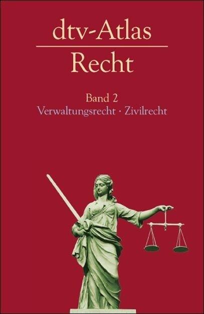 dtv-Atlas Recht, Band 2 als Taschenbuch