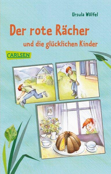 Der rote Rächer und die glücklichen Kinder als Taschenbuch