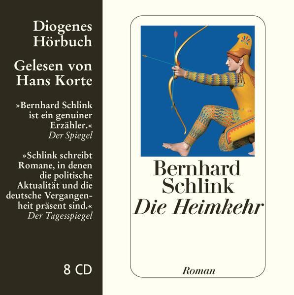 Die Heimkehr. 8 CDs als Hörbuch