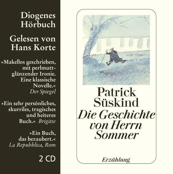 Die Geschichte von Herrn Sommer. 2 CDs als Hörbuch