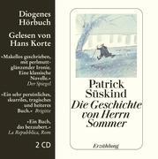 Die Geschichte von Herrn Sommer. 2 CDs