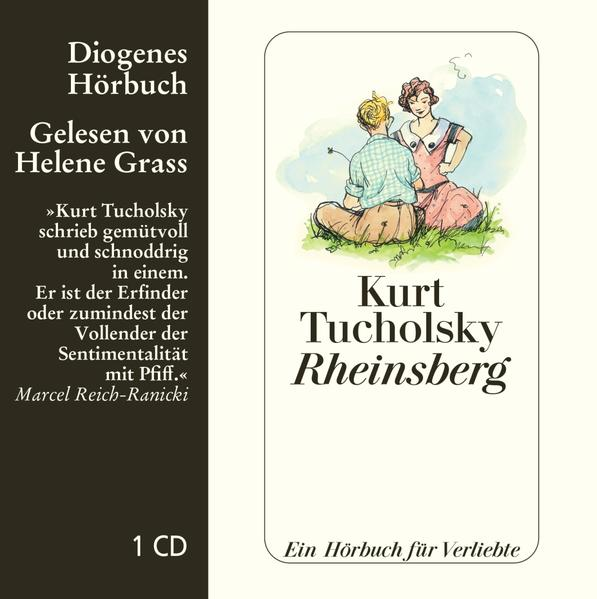 Rheinsberg. CD als Hörbuch
