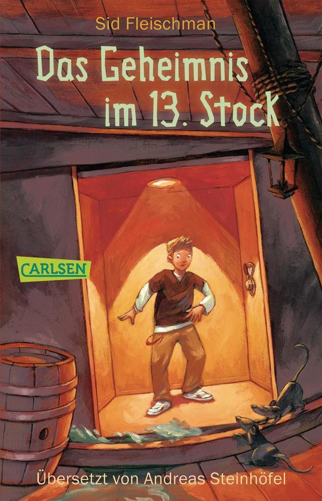 Das Geheimnis im 13. Stock als Taschenbuch