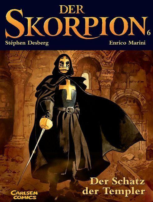 Skorpion 6 als Buch