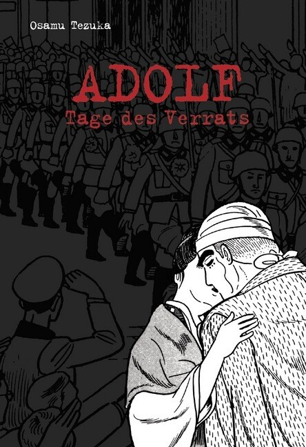 Adolf 03 - Tage des Verrats als Buch
