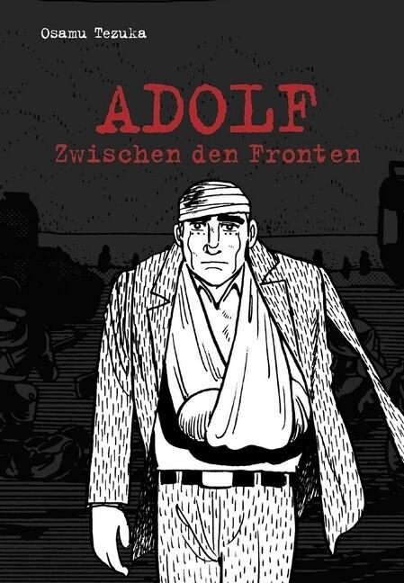 Adolf 04 - Zwischen den Fronten als Buch