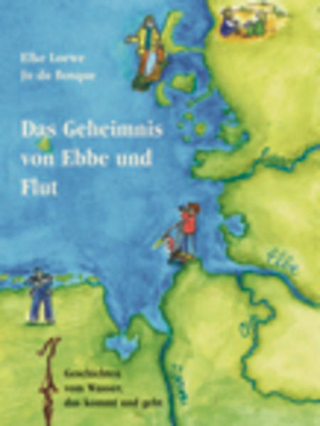 Geheimnis Ebbe und Flut als Buch