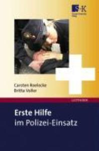 Erste Hilfe im Polizei-Einsatz als Buch