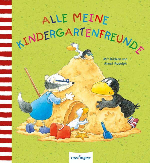 Alle meine Kindergartenfreunde als Buch