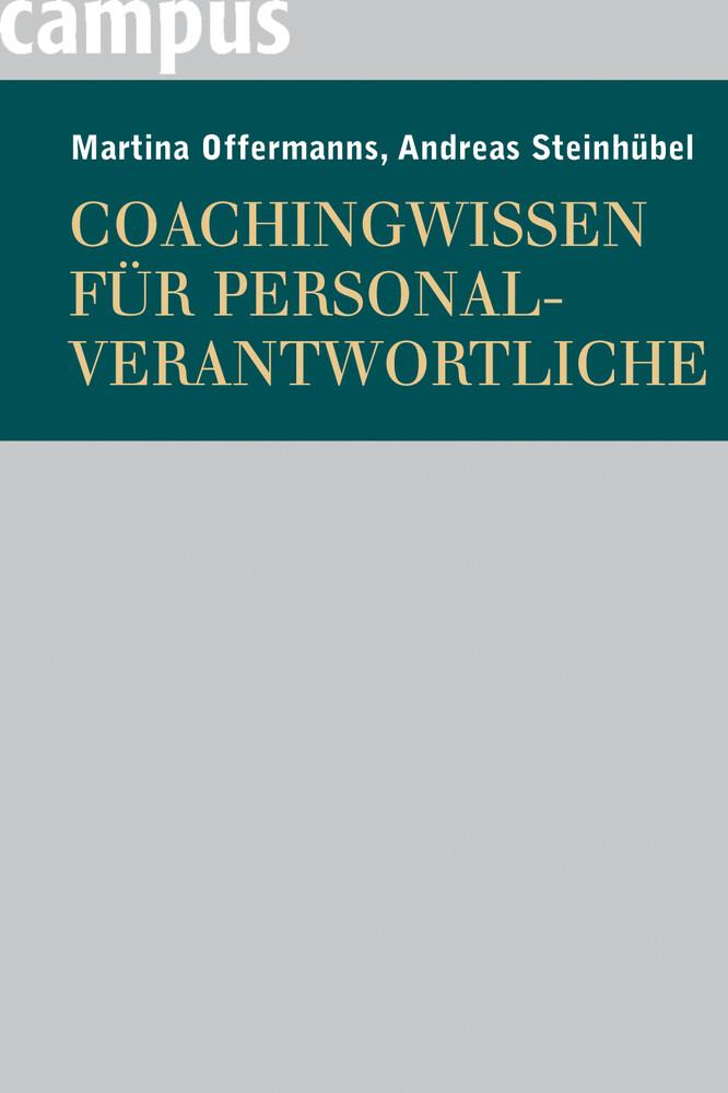 Coachingwissen für Personalverantwortliche als Buch